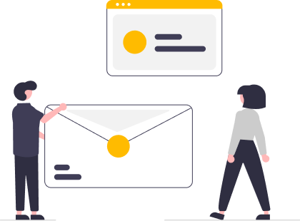 Setting up an email marketing campaign