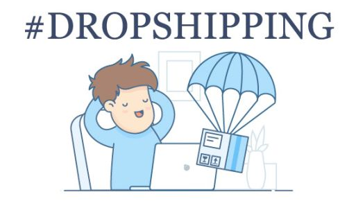 Dropshipping online store